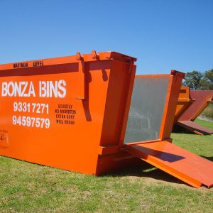4m Bin Hire Perth South