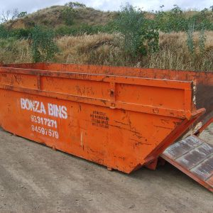 8m Bin Hire Perth South of the River
