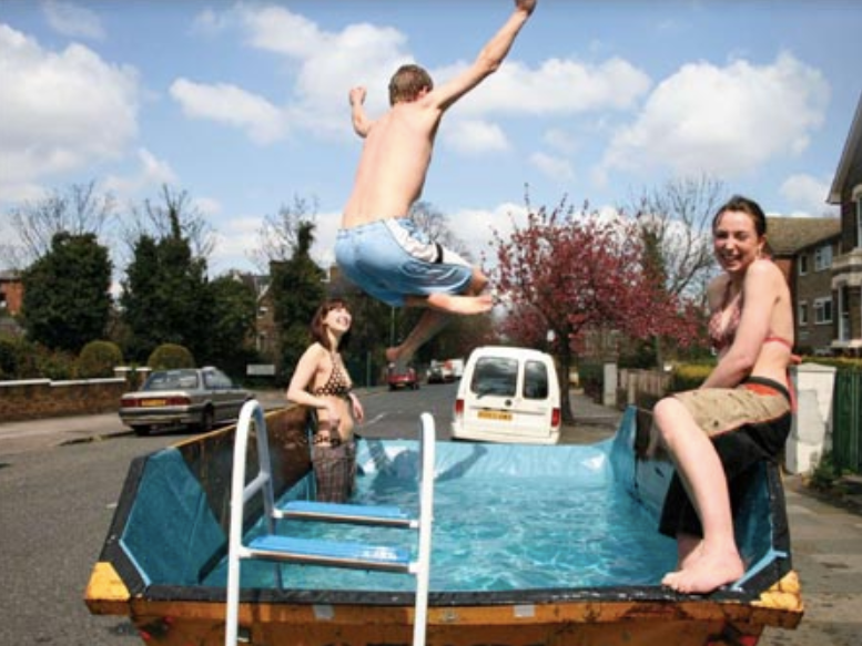 Skip Bin Pool Jump (optimised)