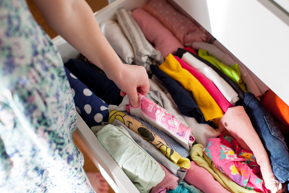 Clearing Clutter in Perth