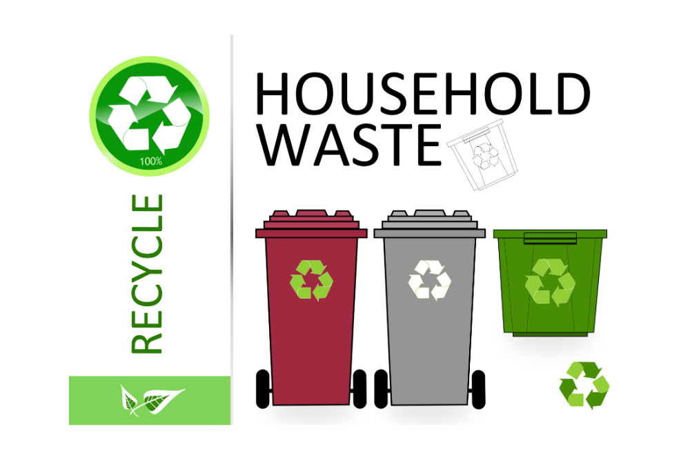 Surprisingly Recyclable vs Non-recyclable Household Items